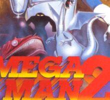 Megaman 2 (EU) Sticker