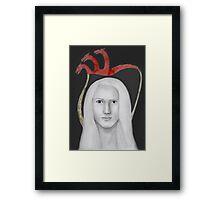 The Last Dragon Framed Print