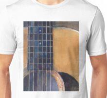 Martin Guitar D-28 - Close up View Unisex T-Shirt