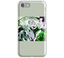 The Ghoul in the Mirror iPhone Case/Skin