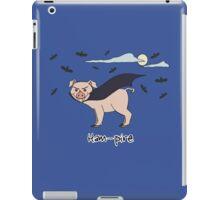 Ham-Pire iPad Case/Skin