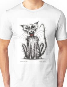Eddie the cat Unisex T-Shirt