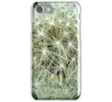 Dandelion Seeds  iPhone Case/Skin