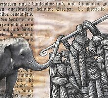 how to hook up with an elephant  (antiquated) by Harriet Wenske