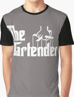 the bartender Graphic T-Shirt