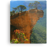 Hanging Rock at Blackheath Metal Print