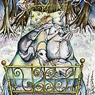 The Sugar Plum Fairy by Elle J Wilson