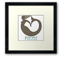 Pisces Framed Print