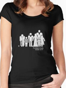 Addams Family Shire 3 Women's Fitted Scoop T-Shirt