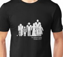 Addams Family Shire 3 Unisex T-Shirt