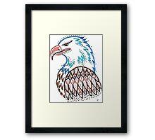 Legal Eagle Framed Print
