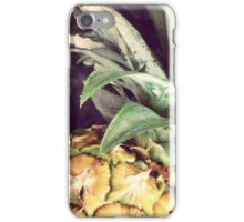 Nature  of pineapple iPhone Case/Skin