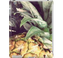 Nature  of pineapple iPad Case/Skin