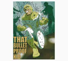 That Bulletproof Kid - Holes One Piece - Short Sleeve