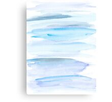 Blue Haze Canvas Print