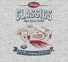 NEW Men's Vintage Classic Car T-shirt Unisex T-Shirt