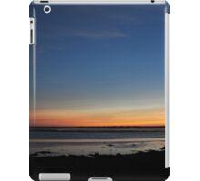 Sunset in Lower Argyle iPad Case/Skin