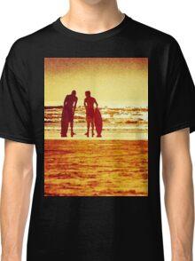 Surfing Seaside Classic T-Shirt