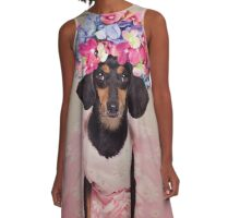Shelter Pets Project - Bonnie A-Line Dress