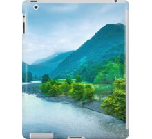 Valley River iPad Case/Skin