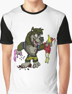 killer banjo and kazooie Graphic T-Shirt