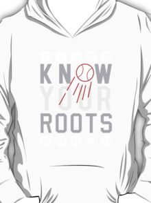 "Dodgers ""Know Your Roots"" T-Shirt"