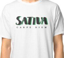 Sativa - Carpe Diem Classic T-Shirt