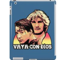 He's Not Coming Back iPad Case/Skin
