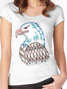 Legal Eagle Women's Fitted Scoop T-Shirt