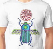 Egyptian Scarab Beetle Unisex T-Shirt