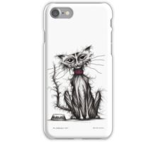 My horrible cat iPhone Case/Skin