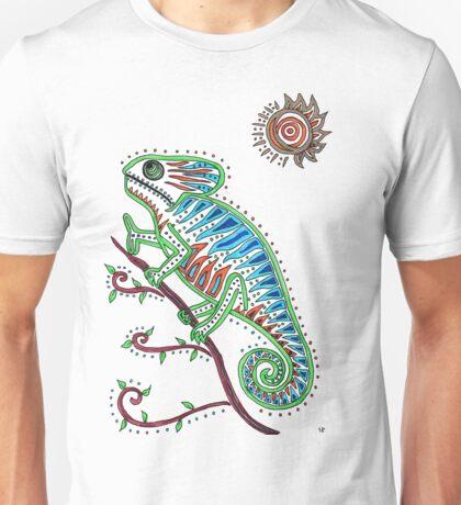 The Chameleon Magician Unisex T-Shirt