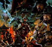 Nobunaga's Ambition 2 Sticker