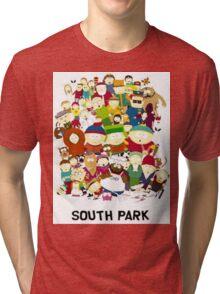South Park Tri-blend T-Shirt