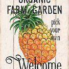 Farm Garden 1 by Debbie DeWitt