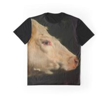 bovine affection - photograph Graphic T-Shirt