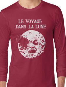 La Voyage dans la Lune Long Sleeve T-Shirt
