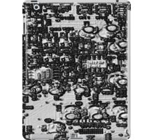 Simple circuit iPad Case/Skin