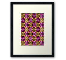 wall paper Framed Print