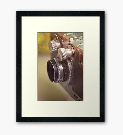 Universal Mercury II Camera - 1 Framed Print