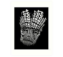 I Am Groot Art Print