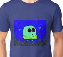 Mooky Goes Large!  Unisex T-Shirt