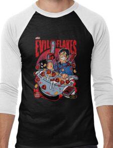 EVIL FLAKES Men's Baseball ¾ T-Shirt