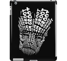 I Am Groot iPad Case/Skin