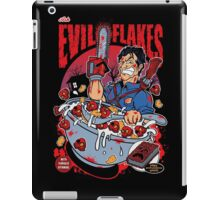 EVIL FLAKES iPad Case/Skin