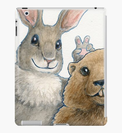 Bunny Ears-  iPad Case/Skin