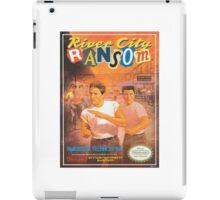 River City Ransom iPad Case/Skin