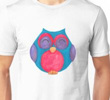 Callie the giggling owl Unisex T-Shirt
