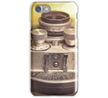 Universal Mercury II Camera - 2 iPhone Case/Skin