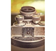 Universal Mercury II Camera - 2 Photographic Print